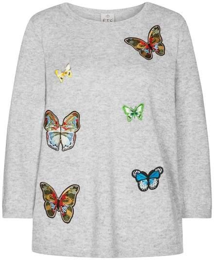 FTC Cashmere- Cashmere-Pullover | Damen (38)