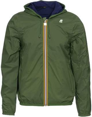 K-Way Reversible Jacket With Hood