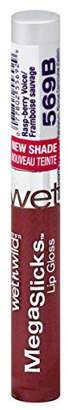 Wet n Wild Wet 'n' Wild Mega Slick Lip Gloss 569B Rasp-berry Voice by Wet 'n Wild