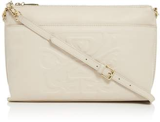 Biba Constance slip pocket leather crossbody