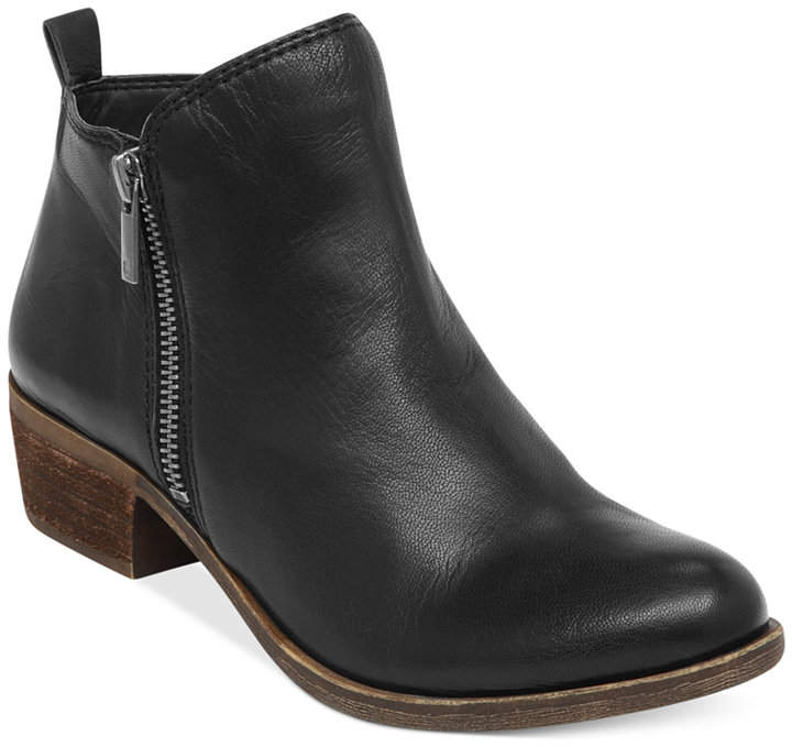 Lucky Brand Women's Basel Booties Women's Shoes