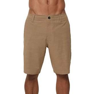 O'Neill Men's Locked Quick Dry Stretch Hybrid Boardshort