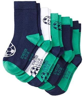 Schiesser Boy's 5pack Kids Socken Jungs Socks,Pack of 5