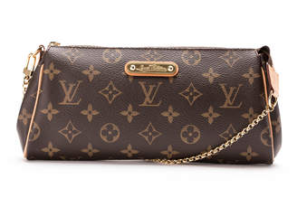 Louis Vuitton Eva Monogram Brown