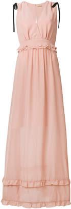 Liu Jo sleeveless long dress