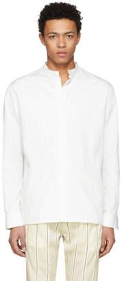 Haider Ackermann White Casual Shirt