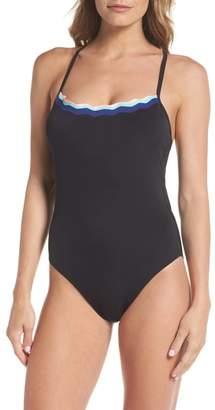 LaBlanca La Blanca Shorebreak One-Piece Swimsuit