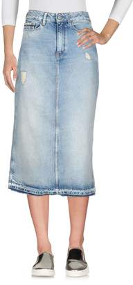 Calvin Klein Jeans Denim skirts