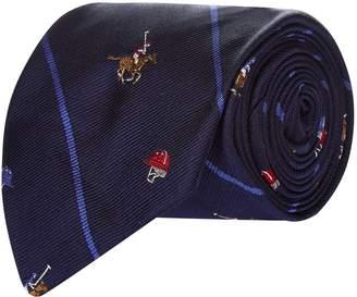 Ralph Lauren Polo Club Tie