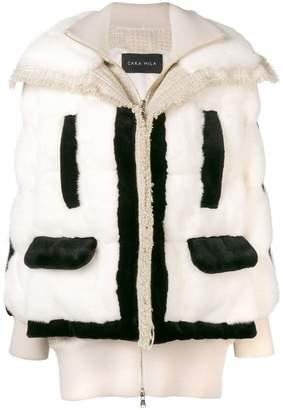 Cara Mila Jordan coat