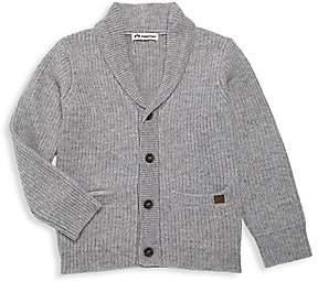 Appaman Little Boy's & Boy's Shelby Wool-Blend Cardigan Sweater