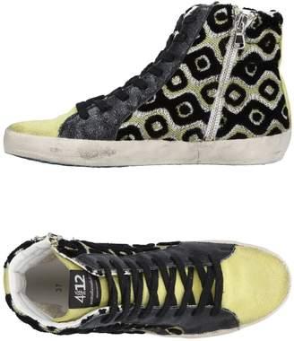 QUATTROBARRADODICI High-tops & sneakers - Item 11433816