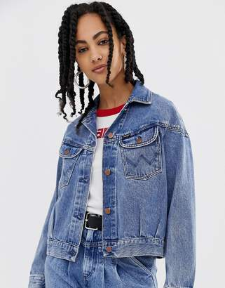 Wrangler 80s western denim jacket