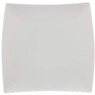 Maxwell & Williams 15-Inch Diamond Porcelain Square Platter