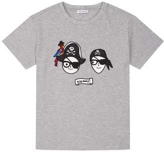 Dolce & Gabbana Family Pirate T-Shirt