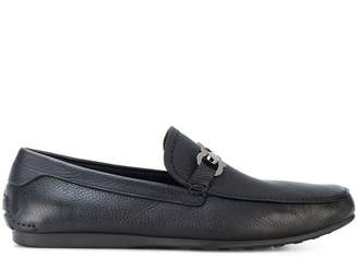 Salvatore Ferragamo Gancini horsebit loafers