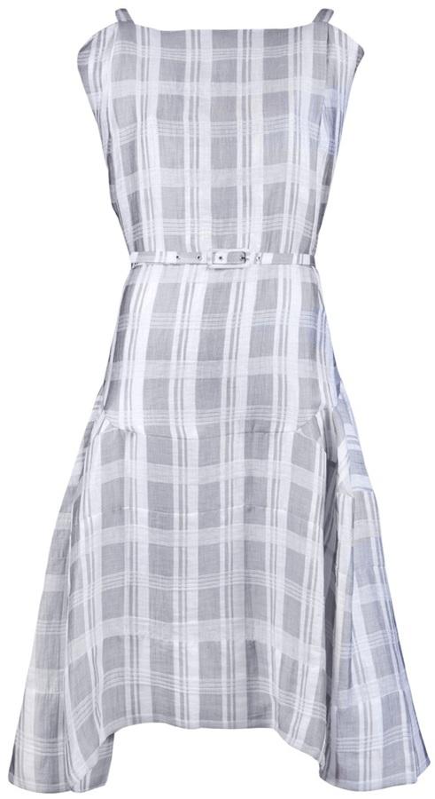 Vivienne Westwood Anglomania  VIOLET DRESS