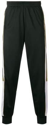 Kappa side logo track pants