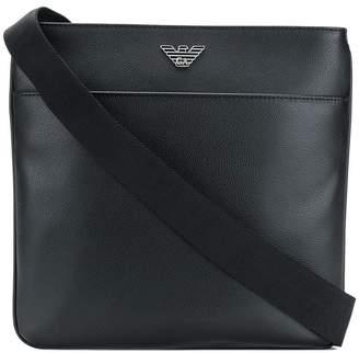 0afef18dea15 Armani Messenger Bag - ShopStyle UK