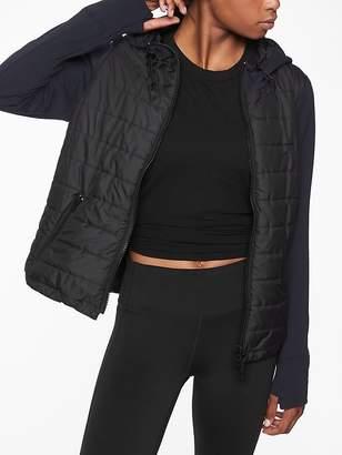 Athleta Cozier PrimaLoft® Insulated Hoodie