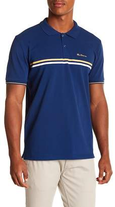 Ben Sherman Sport Stripe Polo