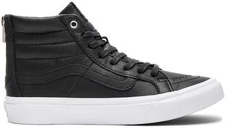 Vans SK8-HI Slim Zip Sneaker $85 thestylecure.com