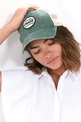 American Needle Coca-Cola Old School Trucker Hat $29 thestylecure.com