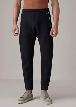 0595db6830 Mens Armani Side Zip Pants - ShopStyle