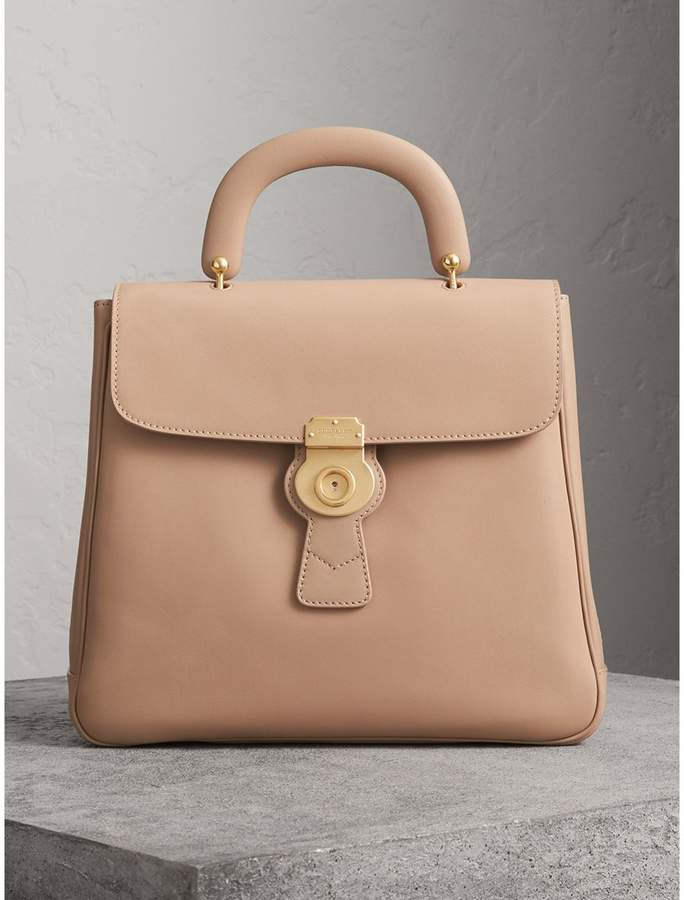 Burberry The Large DK88 Top Handle Bag
