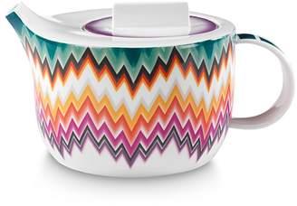 Missoni Zigzag Teapot