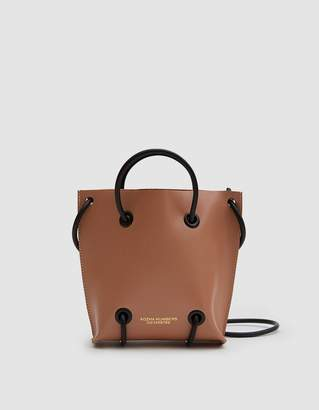 The Limited Kozha Numbers Edition Utility Bag in Tan