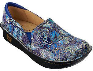 AlegriaAlegria Leather Slip-Ons Debra Pro