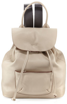 Elizabeth and James Langley Leather Backpack $495 thestylecure.com