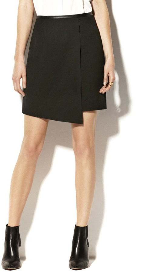 Vince Camuto Envelope Mini Skirt