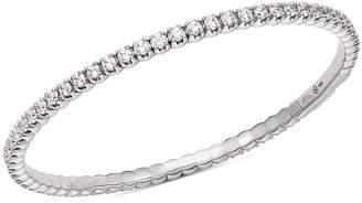 Bloomingdale's Diamond Eternity Flex Bracelet in 14K White Gold, 3.0 ct. t.w. - 100% Exclusive