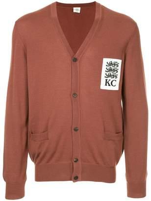 Kent & Curwen v-neck cardigan