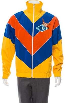 Gucci Colorblock Technical Jacket