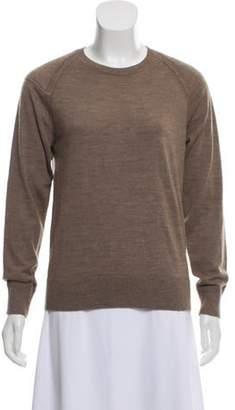 Dries Van Noten Lightweight Wool Sweater brown Lightweight Wool Sweater