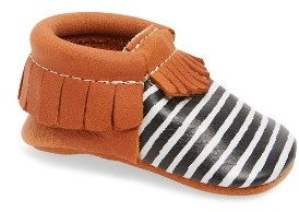 Infant Boy's Freshly Picked Moccasin $60 thestylecure.com