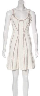 Herve Leger Miica Bandage Dress