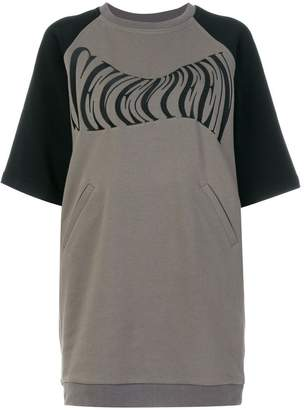Kokon To Zai Seventeen sweatshirt dress
