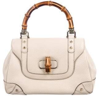 Gucci Mini Bamboo Top Handle Bag