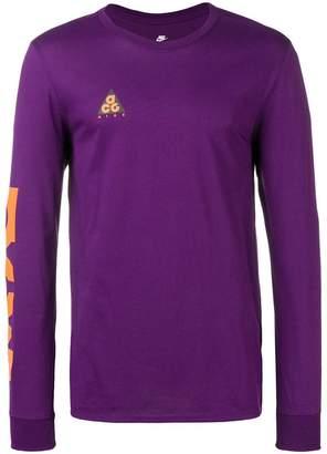 Nike ACG jersey sweater