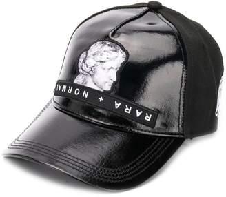 Diesel statue patch baseball cap