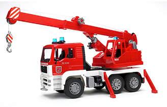 Bruder Man TGA Fire Engine Crane Truck