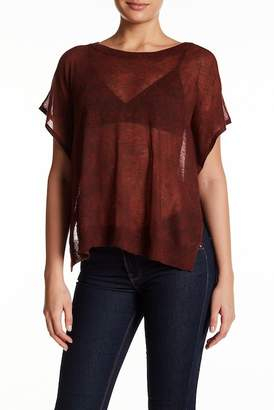 Zadig & Voltaire Printed Crew Neck Sweater $265 thestylecure.com