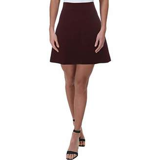 Theory Women's Highwaist Mini B Skirt