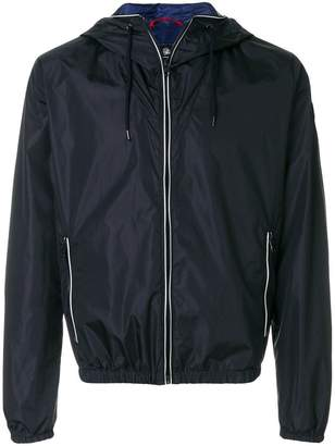 Fay hooded lightweight jacket
