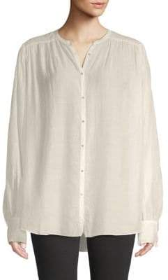 Zadig & Voltaire Tolga Long-Sleeve Shirt