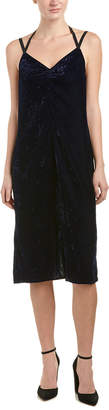 Ella Moss Velvet Slip Dress